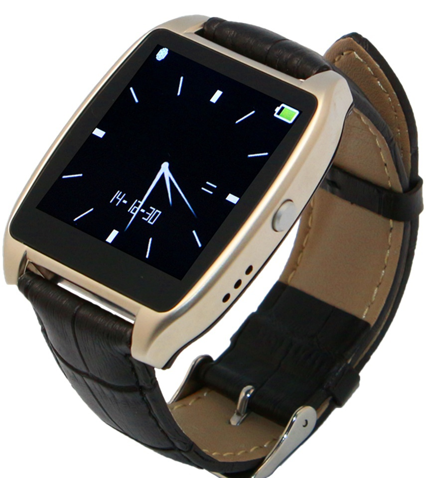 New font b Smartwatch b font D6 Bluetooth Waterproof Touch Screen Smart watch Multi function Smart