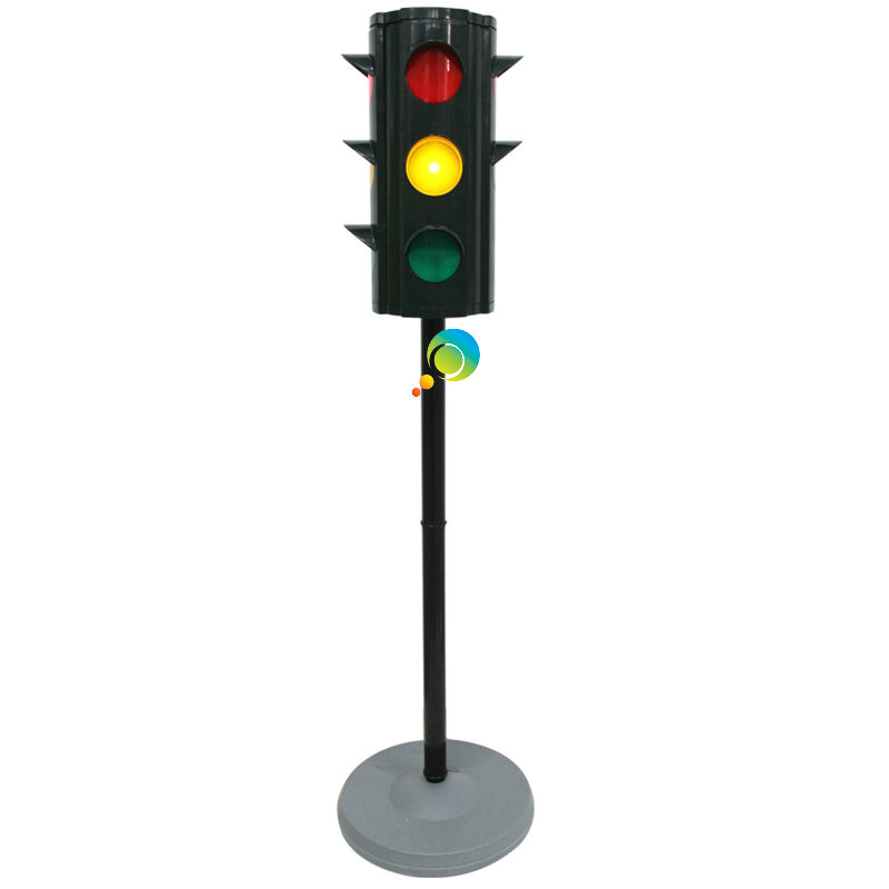 Customized Christmas Promotion Gifts Mini 4 Aspectsportable Toy Traffic Light For Kids Education