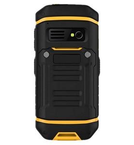 Image 4 - Teclado ruso JEASUNG X6 UHF Walkie Talkie IP68 robusto teléfono móvil impermeable 2500mah 2,4 pulgadas tarjeta Dual SIM GSM
