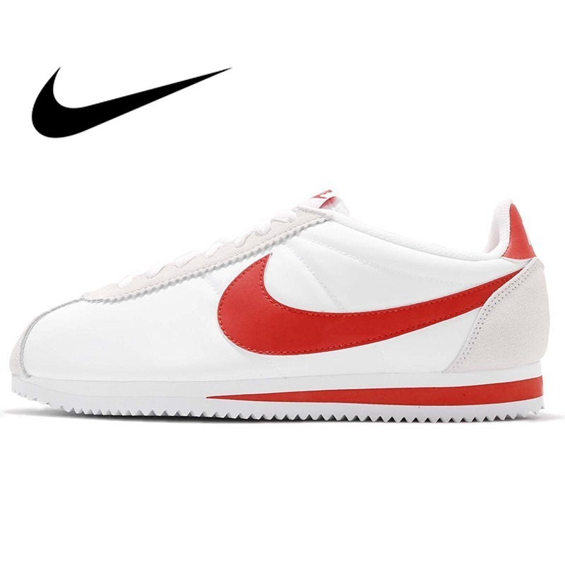 newest collection ff69f 3b482 Original 2018 NIKE CLASSIC CORTEZ Men s Skateboarding Shoes Sneakers Flat  Hard-wearing Leisure Outdoor Sports