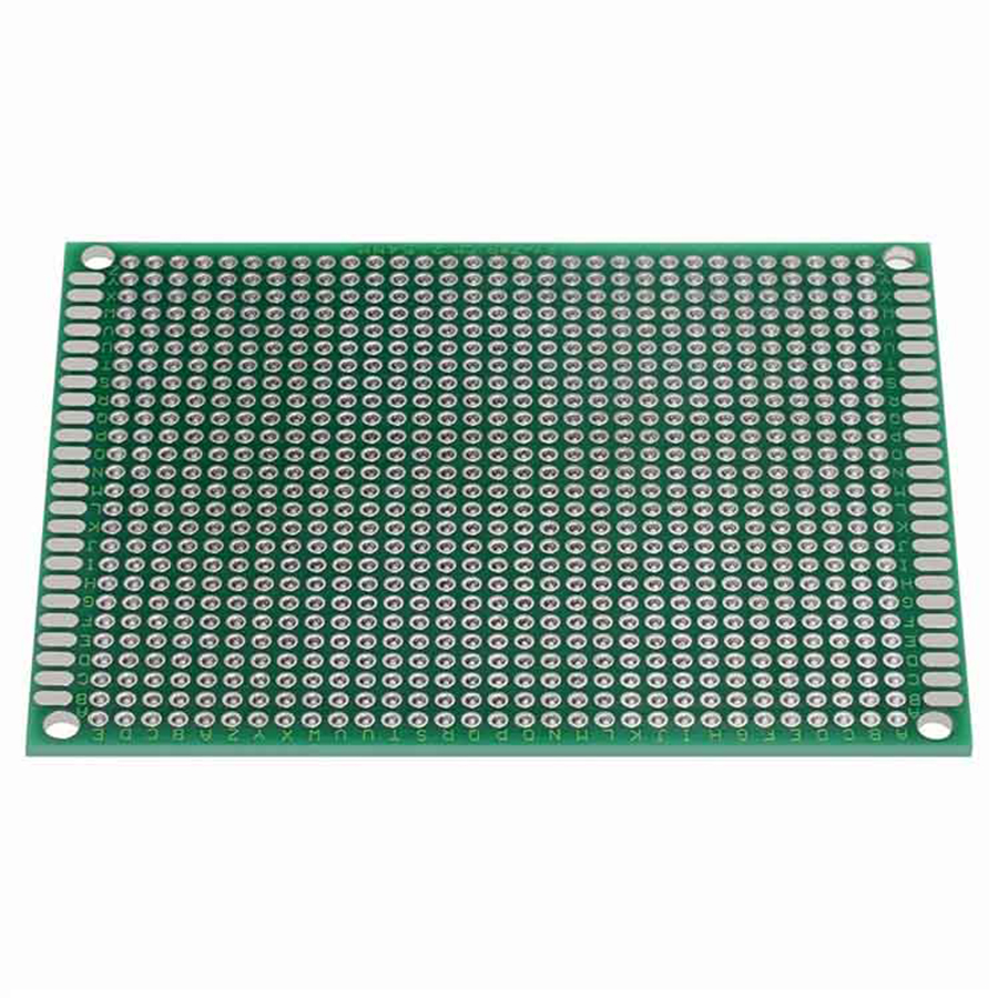 5pcs/lot 7x9cm Double Side Prototype PCB Board 7*9cm Universal Printed Circuit Board 2.54mm For Arduino Experimental PCB Plate
