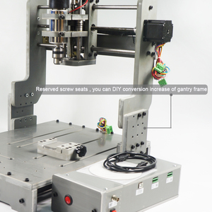 Image 4 - ماكينة قطع مكونة من 4 محاور تعمل بالتحكم العددي بواسطة الحاسوب Mach3 ماكينة طحن تعمل بالتحكم العددي بواسطة الحاسوب طراز 3040