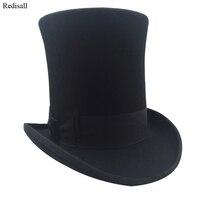 16f93b33c2 Black Felt Hat Melhor compra