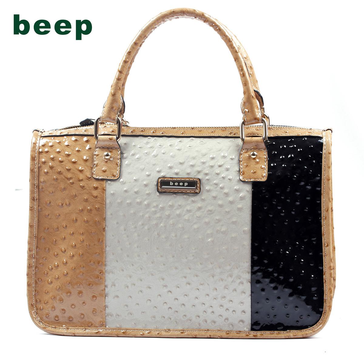 Beep color block bags 2014 spring and summer fashion women ...