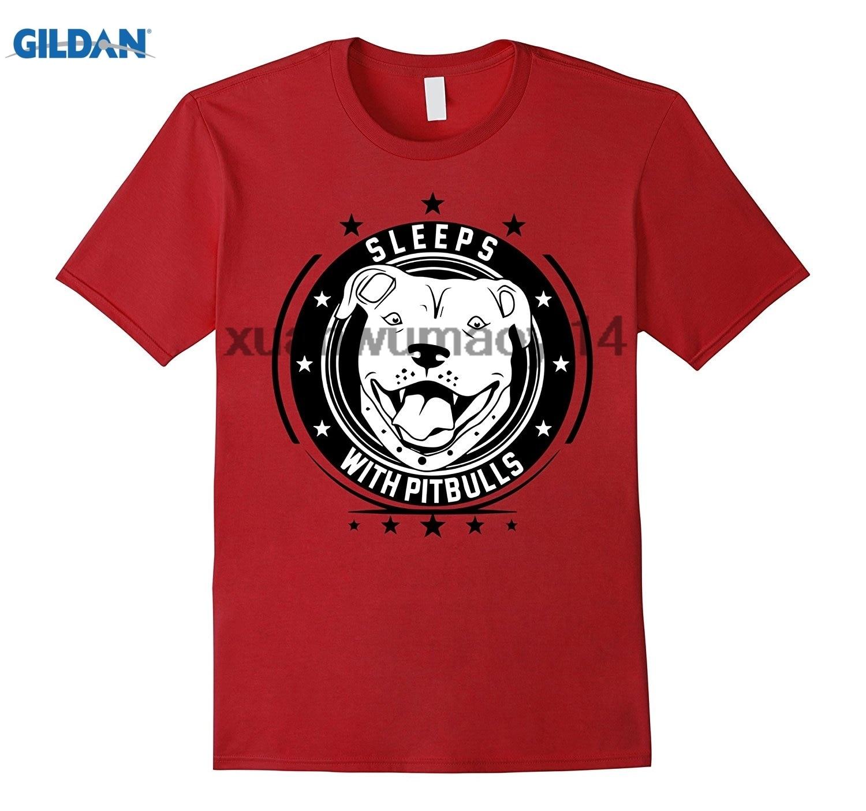 Возьмите 2018 спит с Питбулей рубашка Pitbull любителей футболка