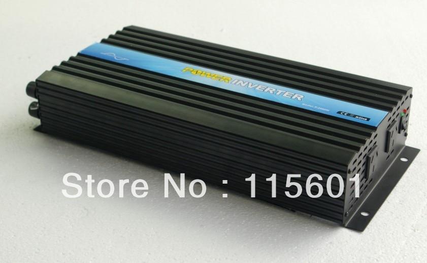 Air conditioner Pure Sine Wave Power Inverter,2000W/2KW 12v -110w