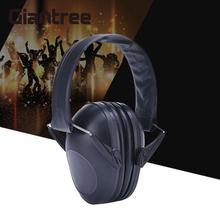 Giantree Професиональной Дизайн ухо муфты открытый Съёмка ухо защиты Peltor уха Звукоизолированные Съёмка Тёплые наушники