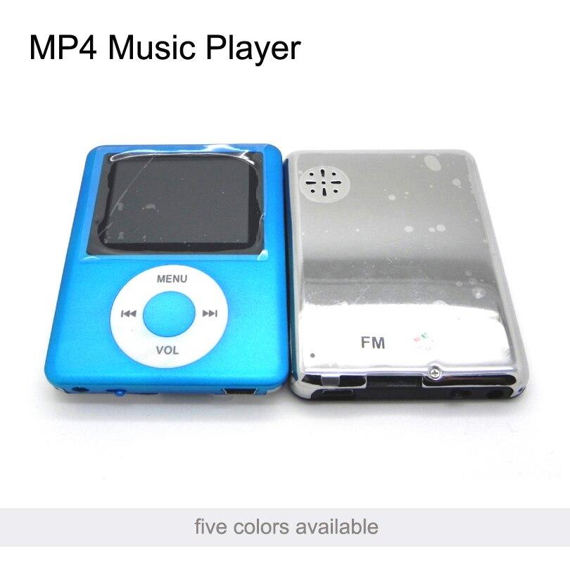 SMILYOU Marque Nouvel Écran LCD MP4 Lecteur de Musique Troisième Génération Ultra Mince Media Player Support TF/SD Carte