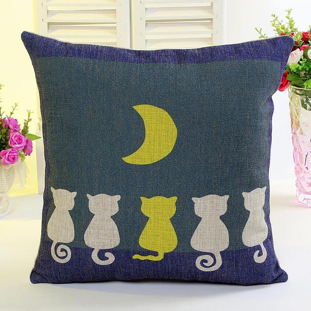 Cushions Home Decor Cushions Almofadas Para Sofa Burlap Sofa Throw Pillows  Decorative Cushion Pillowcase Almofada