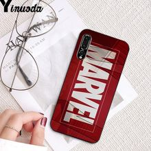 Yinuoda Marvel Avengers Heros Comics Coque Phone Case for Huawei P20 Lite P10 Plus Mate9 10 Mate10 Lite P20 Pro Honor10 View10