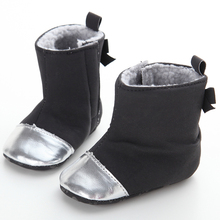 Winter Super Keep Warm Infant Toddler First Walkers Shoes Boots Newborn Baby Crib Snow Leather Boot Newborn