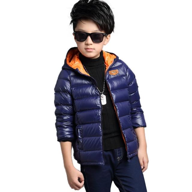 Детские зимние куртки для мальчиков куртка ребенок мальчик куртки и пальто мальчик jcoat мальчиков хлопка-ватник дети европейский стиль 30 #