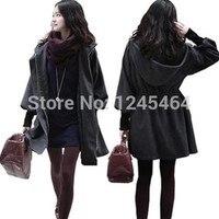 S M L Plus Size Trench Coat For Women Autumn 2015 Winter Women Coat Cashmere Coat