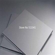 2 шт. gr5 Titanium сплав 6al4v пластины Ti Titan Gr.5 Gr5 Класса 5 Лист 4x100x100 мм free доставка