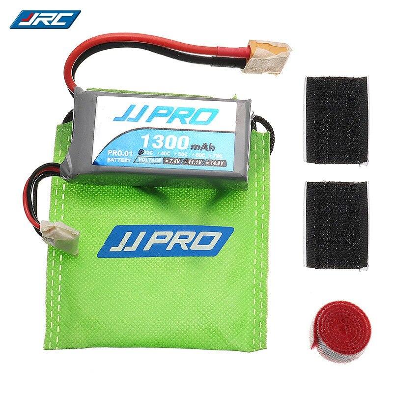 Original JJRC JJPRO-P01 Power 11.1V 1300mah 30C 3S Lipo Battery XT60 Plug Connector FOR RC Racing Racer Drone Power Spare Parts 1s 2s 3s 4s 5s 6s 7s 8s lipo battery balance connector for rc model battery esc