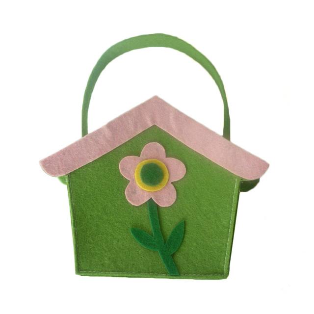 Green house gift easter egg candy bag cute houselet easter day candy green house gift easter egg candy bag cute houselet easter day candy handbags cartoon portable gift negle Images