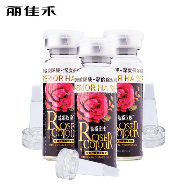 Jiahe ácido hialurónico líquido 45 ml esencia hidratante para blanquear hidratante acné mancha después de la impresión de reparación