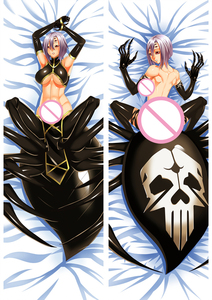 Image 5 - October update Anime Monster musume no iru nichijou Suu Miia Papi Centorea Mero Zombina Dakimakura Body pillow cover pillowcase