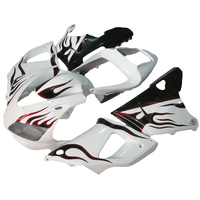 Motorcycle fairing kit for 1998 1999 red flames YAMAHA R1 YZF R1 fairings kit for 98 99 injection molding LV64