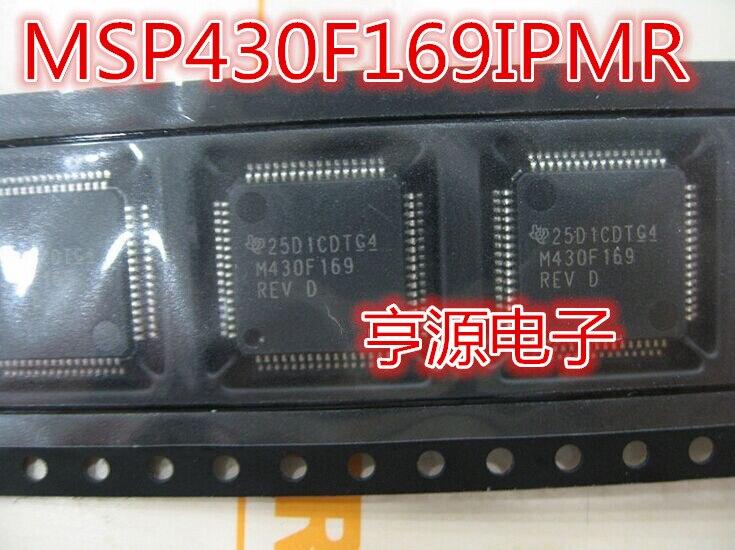 Цена MSP430F169IPMR