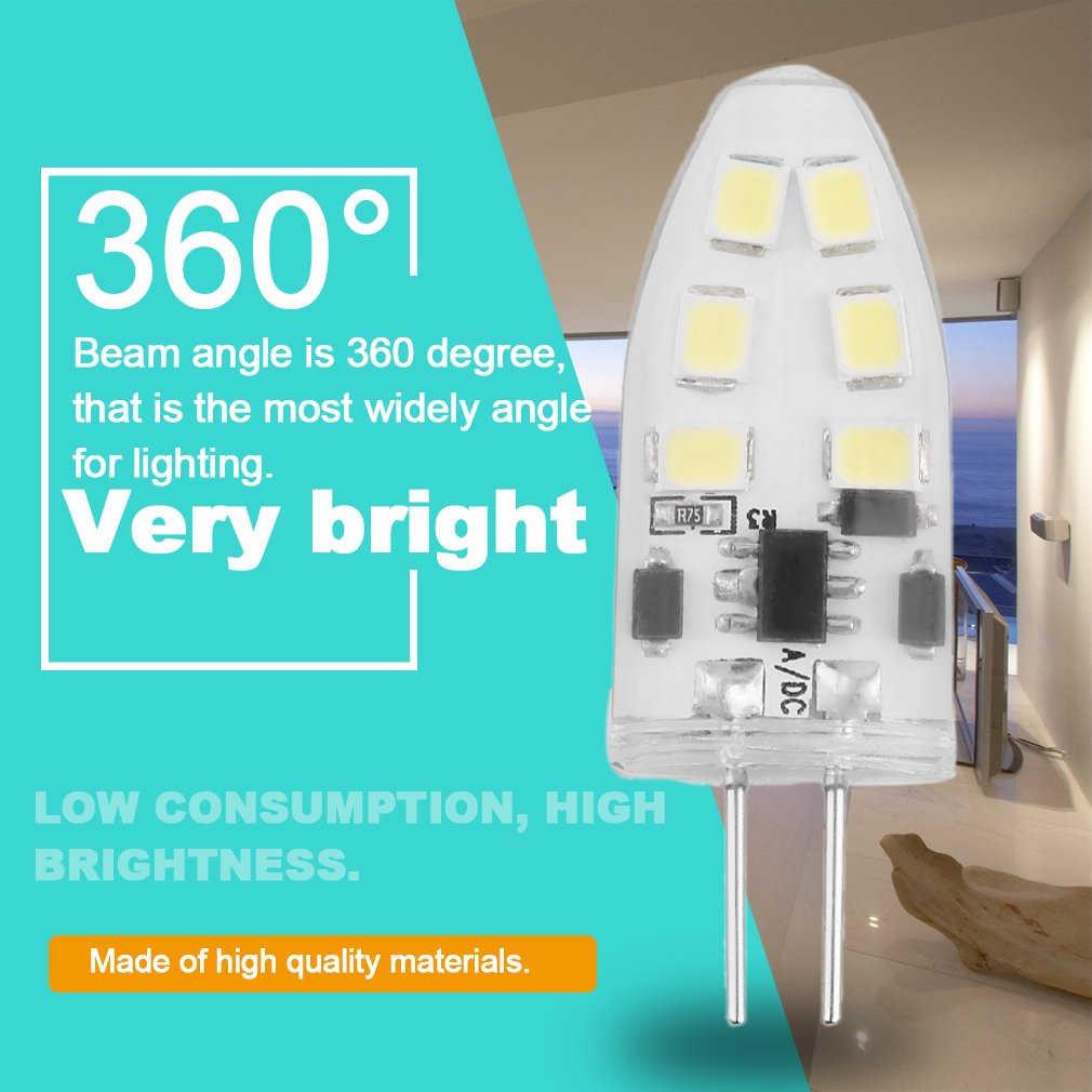ICOCO G4 мини Диммируемый светодиодный светильник с 12 Светодиодный s COB 9 W SMD 2835 AC/DC 12 V свет 360 Угол луча сменная галогенная лампа лампы