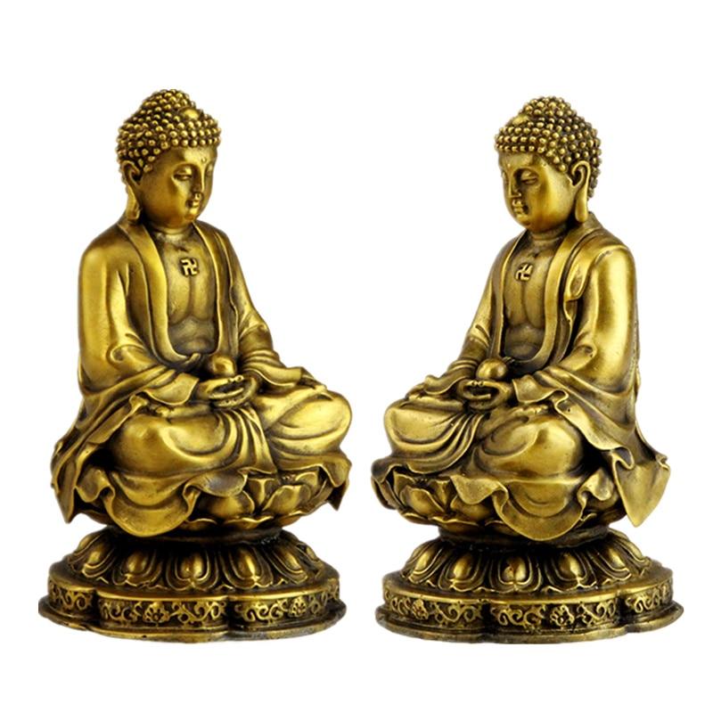 Sakyamuni Βούδας επιπλώσεις χειροτεχνία - Διακόσμηση σπιτιού - Φωτογραφία 3