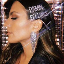 Ladies Side Bangs Decorative One Word Hairpin Glitter Rhinestone Feelings Bridal Letters Hair Clip Night Party Barrette 3PcsSet