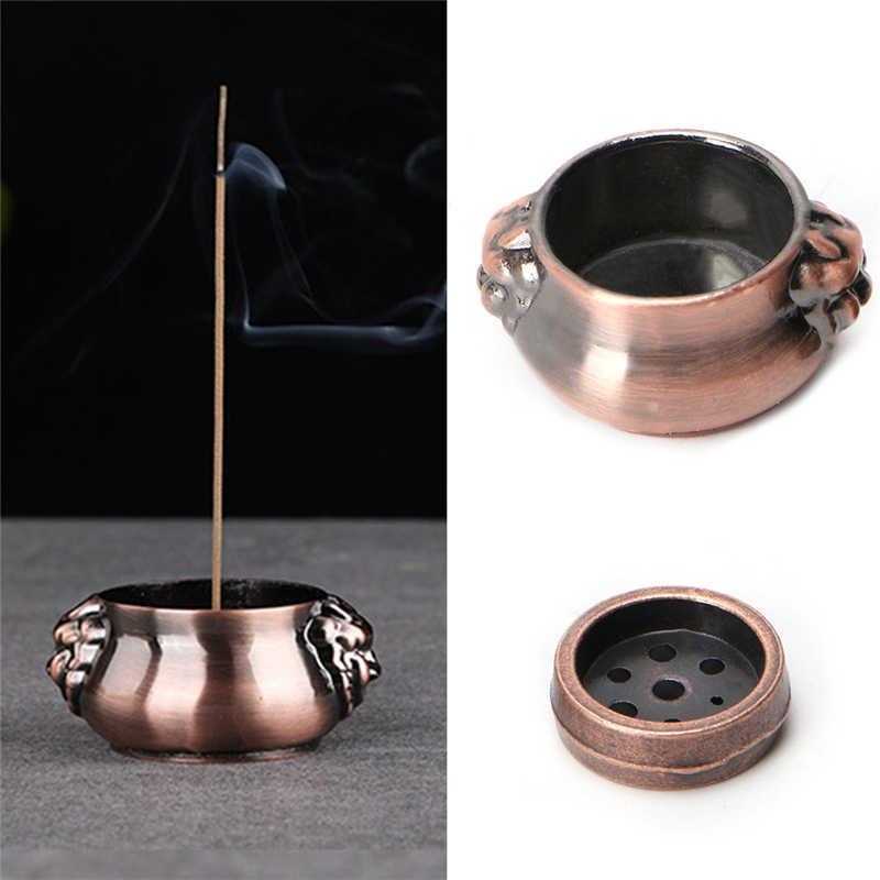 Держатель для благовоний, тарелка, пепельница, держатель, украшение для Будды, храма, благовония, палочка, конус, благовония, 7 отверстий, домашний декор для чайного дома