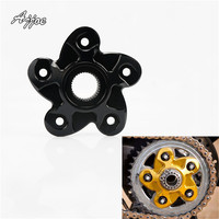 Motorcycle Rear Sprocket Cover For Ducati Monster 1000/1100/1100EVO/1100S/796/S2R 1000/S2R 800/S4R/S4R S Red