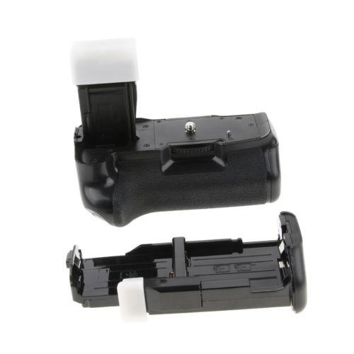 2Pcs Camera <font><b>Battery</b></font> Pack <font><b>Grip</b></font> Holder for <font><b>Canon</b></font> EOS 550D <font><b>650D</b></font> T3i T4i DSLR BG-E8 NEW image