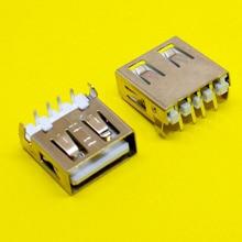 1x портативный ноутбук USB разъем USB гнездо 2.0 USB 90 град. разъем для настольных пк зарядное устройство и т . д .