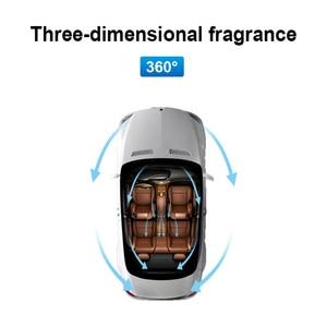 Image 2 - 1 stücke Auto Lufterfrischer Ersatz Auto Parfüm Auto Styling Klimaanlage Vent Parfüm In Die Auto Feste Lufterfrischer luftreiniger