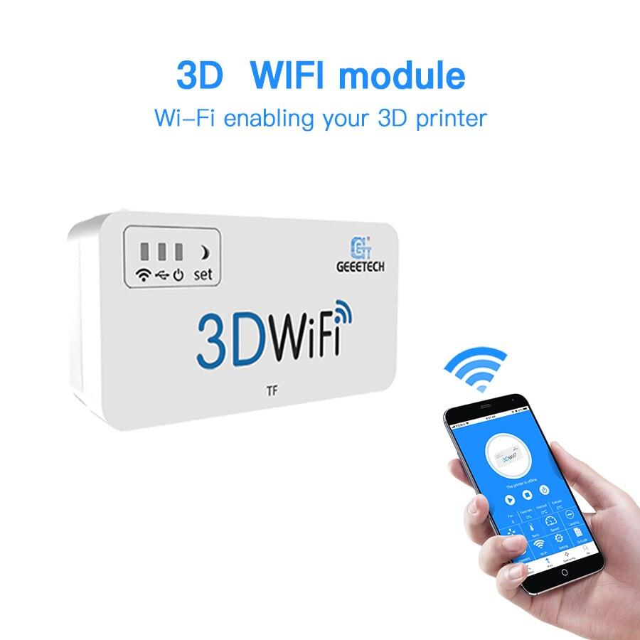 Geeetech 3D Drucker Teile & Zubehör 3D WiFi Modul TF Karte USB2.0 Unterstützung Wireless Mini Wifi Box für Die Meisten Heißen 3D Drucker