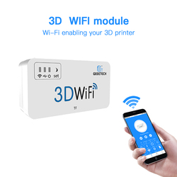 Geeetech 3D Máy In Phần & Phụ Kiện 3D Wifi Module Thẻ TF USB2.0 Hỗ Trợ Không Dây Mini Hộp Wifi Cho Hot Nhất 3D Máy In