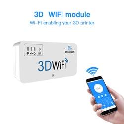 Geeetech peças de impressora 3d & acessórios 3d wifi módulo tf cartão usb2.0 suporte sem fio mini caixa wi-fi para a maioria das impressoras 3d quentes
