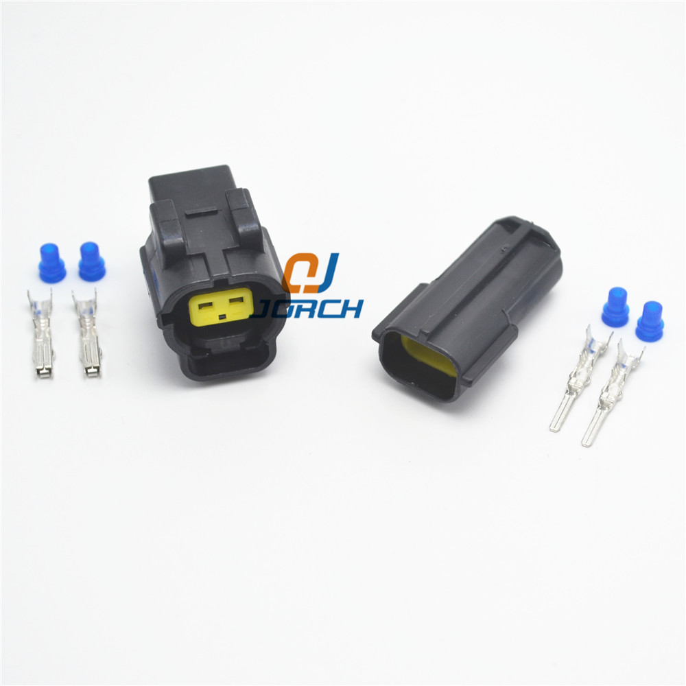 Free Shipping 1 Set 1/2/3/4/6/8/10/12 Pin Way Waterproof Wire Connector Plug Car Auto Sealed Electrical Set Car Truck Connectors