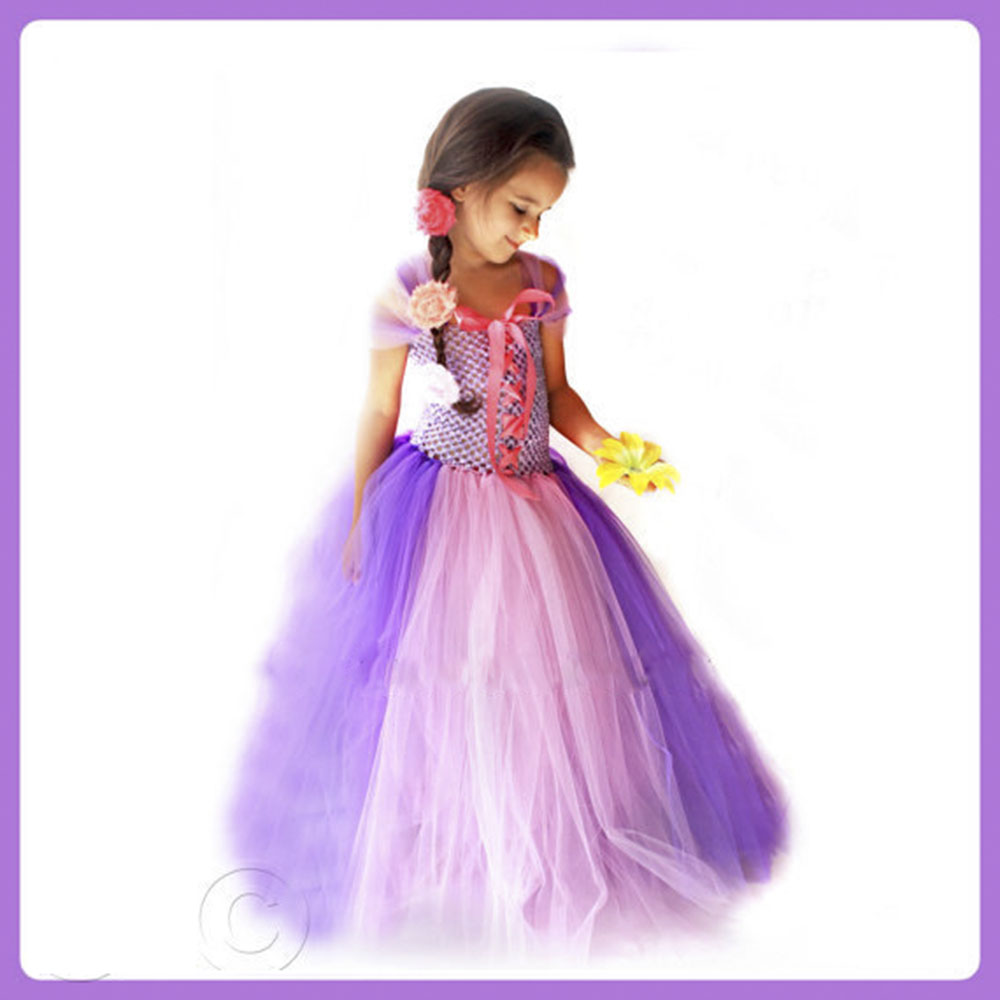 Storybook princesa Cinderella fiesta de cumpleaños Tutu vestido ...