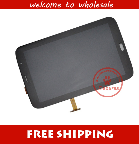 for Samsung Galaxy Note 8 N5100 White Full LCD Display Panel Monitor + Touch Screen Digitizer Glass Sensor Assembly Replacement original 100% test lcd display touch screen digitizer assembly for samsung galaxy note edge n915 white with tempered glass tools