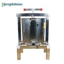 Оборудование для пчеловодства/инструменты из нержавеющей стали мед пчелы воск пресс/пчелиный воск пресс er машина для пчеловода
