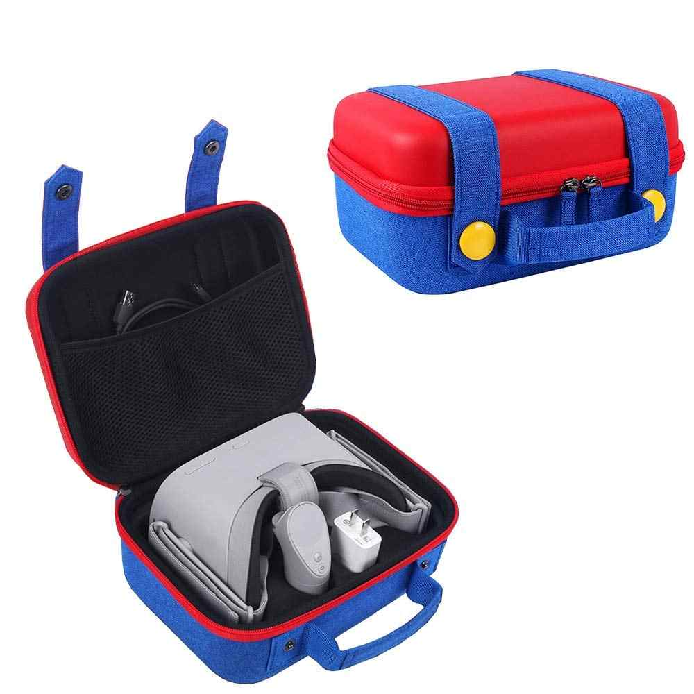 Hard Travel Carrying Case Protective Pouch Bag for Oculus Go Virtual