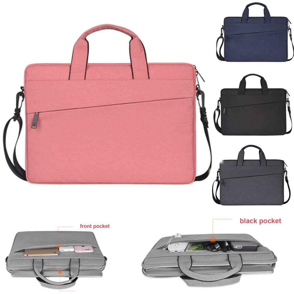 Shoulder Handbag Lapotp Sleeve Case For Xiaomi Apple Macbook Air Pro retina,Notebook bag for Lenovo Dell HP Asus Acer 13 14 15.6 11 12 13 14 15 6 inch shoulder bag notebook case for dell asus acer hp lenovo laptop sleeve for macbook pro xiaomi air surface