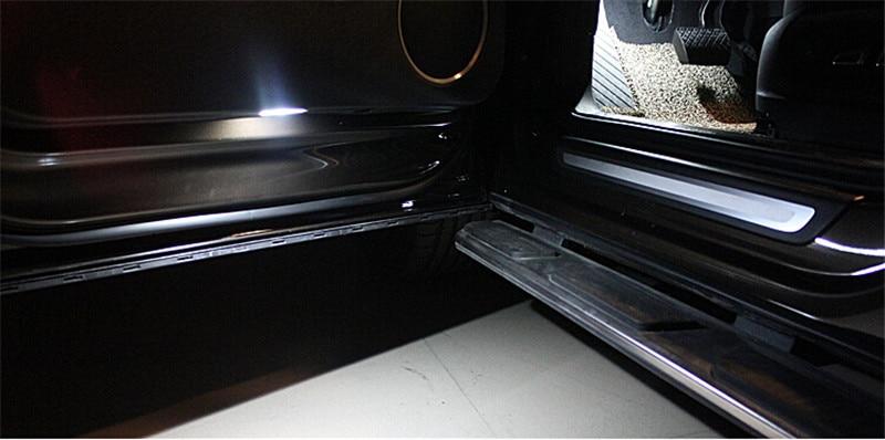 Set başına 19 adet mükemmel canbus Audi A4 S4 B8 için Avant LED - Araba Farları - Fotoğraf 5
