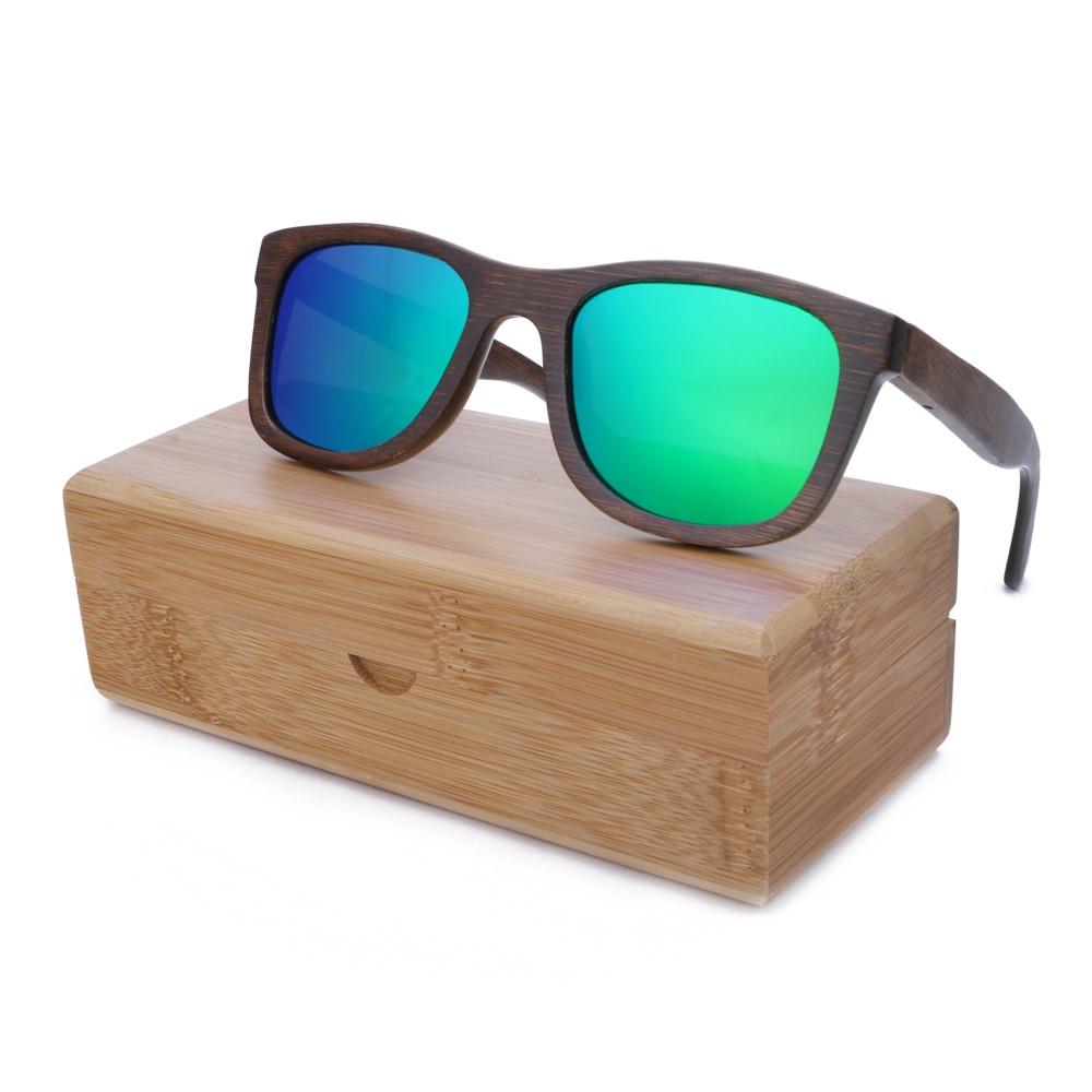 Dostępne okulary przeciwsłoneczne w stylu BerWer 2018. Drewniane - Akcesoria odzieżowe - Zdjęcie 5