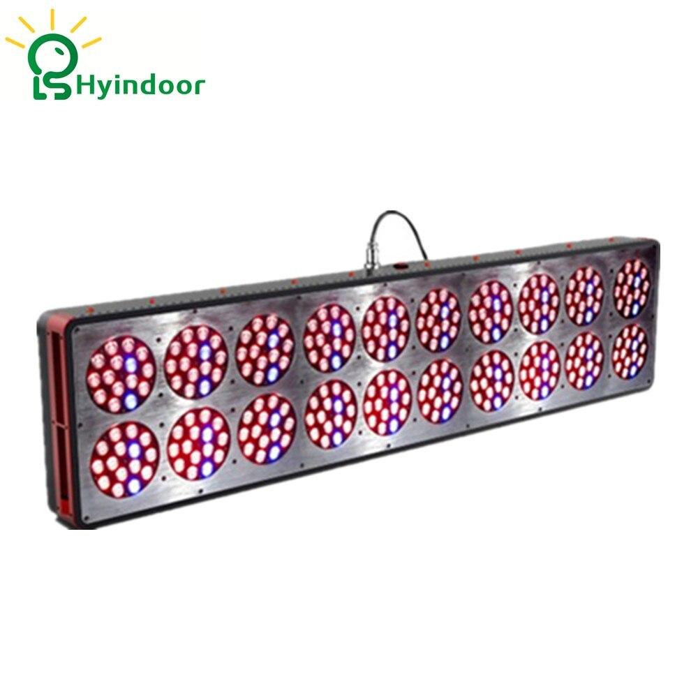 580 Вт высокое качество полный спектр светодиодные огни растут для комнатных растений