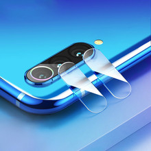 Xindiman Camera protector Film for xiaomi 9 9Se Full Tempered Glass on xiaomiCC9 Back camera lens CC9Se Lens