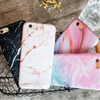 """Raninbow color Marble Case For iPhone 7 7plus 6plus 6splus 6 6s 4.7"""" 5.5 Soft gel skin gel back cover phone cases Free Shipping"""
