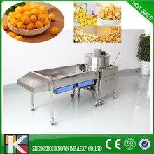 Fully Automatic Ball Shape Popcorn Maker Machine