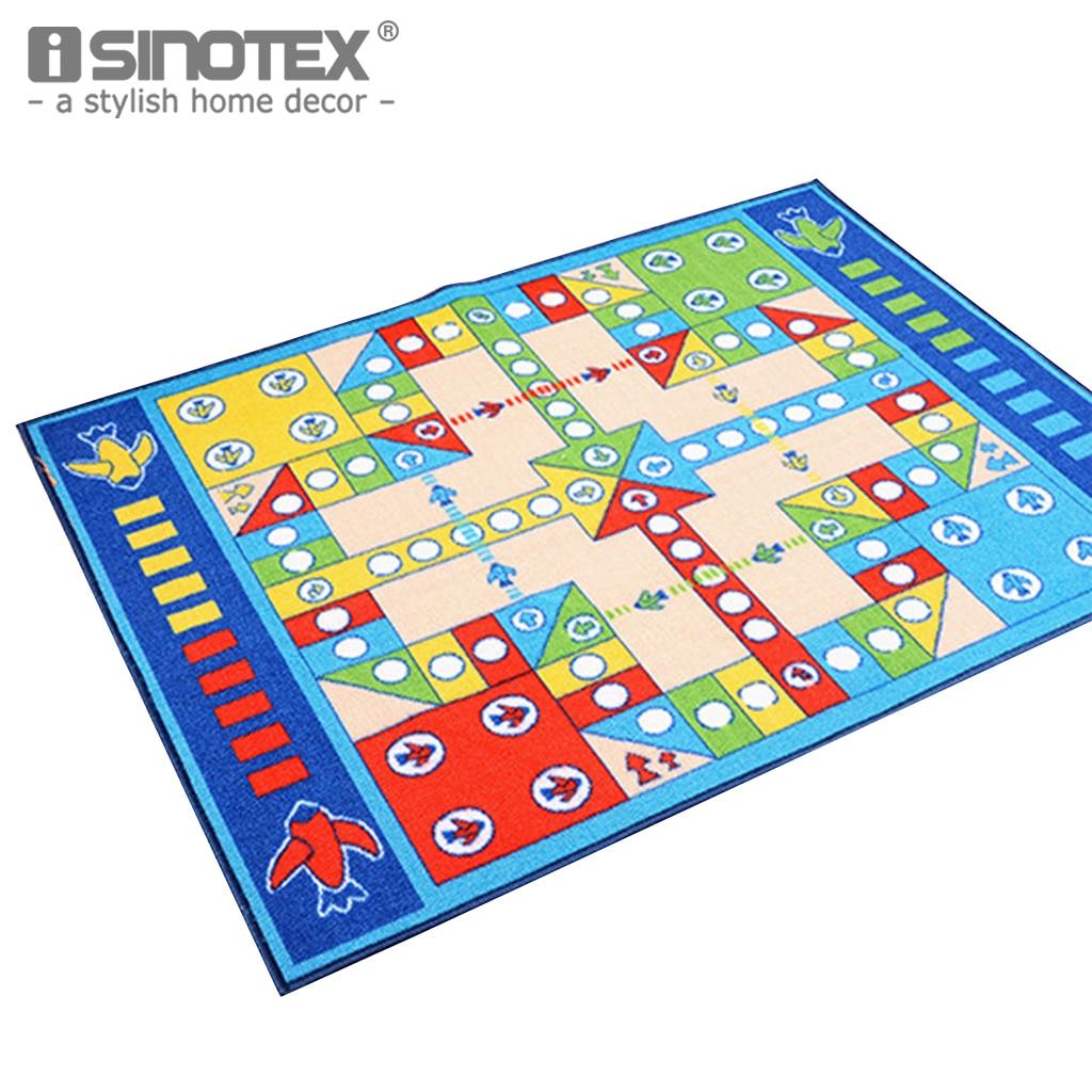 1 pièces bébé enfants ramper tapis volant échecs jouets tapis doux 100*130 cm tapis de jeu pour enfants développement tapis maison tapis éducatif
