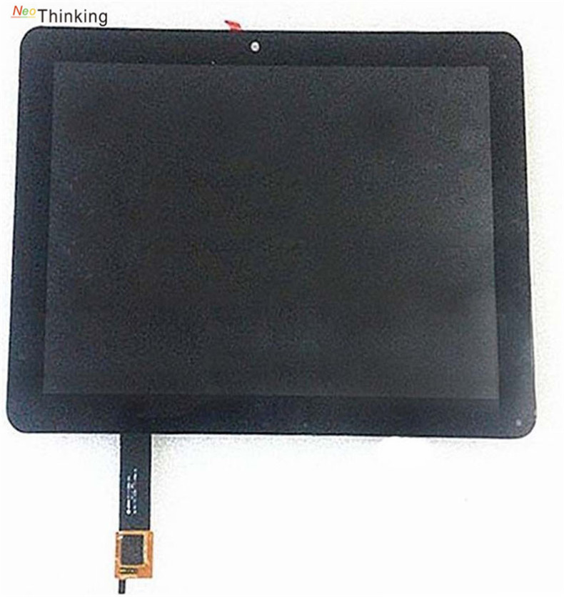 NeoThinking Black LCD Screen Display Assembly For Acer Iconia TAB 10 A3-A20 Touch Screen Digitizer Assembly free shipping for acer iconia one 7 b1 750 b1 750 black white touch screen panel digitizer sensor lcd display panel monitor moudle assembly