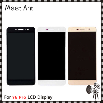 High Quality 5.0'' For Huawei Y6Pro TIT-U02 Y6 Pro TIT-AL00 LCD Display Screen With Touch Screen Digitizer Assembly image